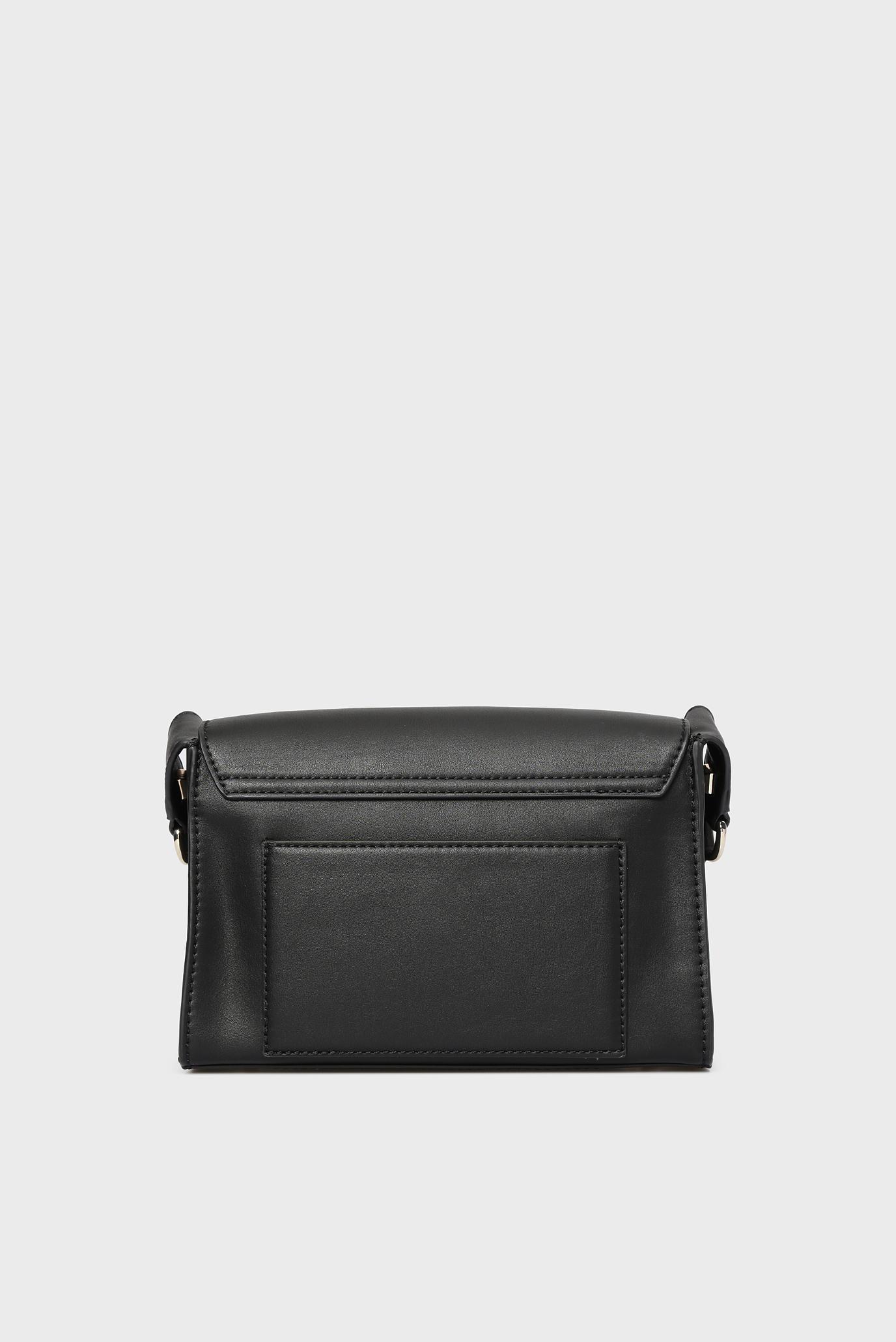 Купить Женская черная сумка через плечо Guess Guess HWVG6876210 – Киев 7ea212b007a