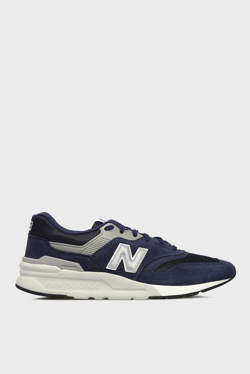 Мужские синие кроссовки 997H