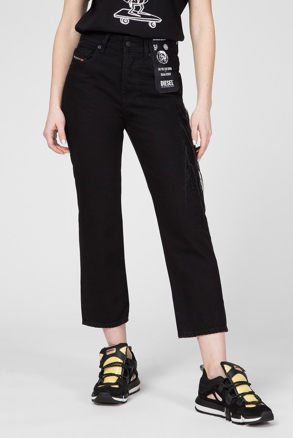 Женские черные джинсы D-ARYEL-SP L.32