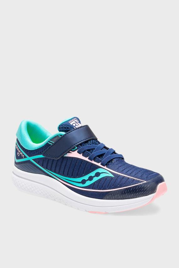 Детские синие кроссовки KINVARA 10 A/C