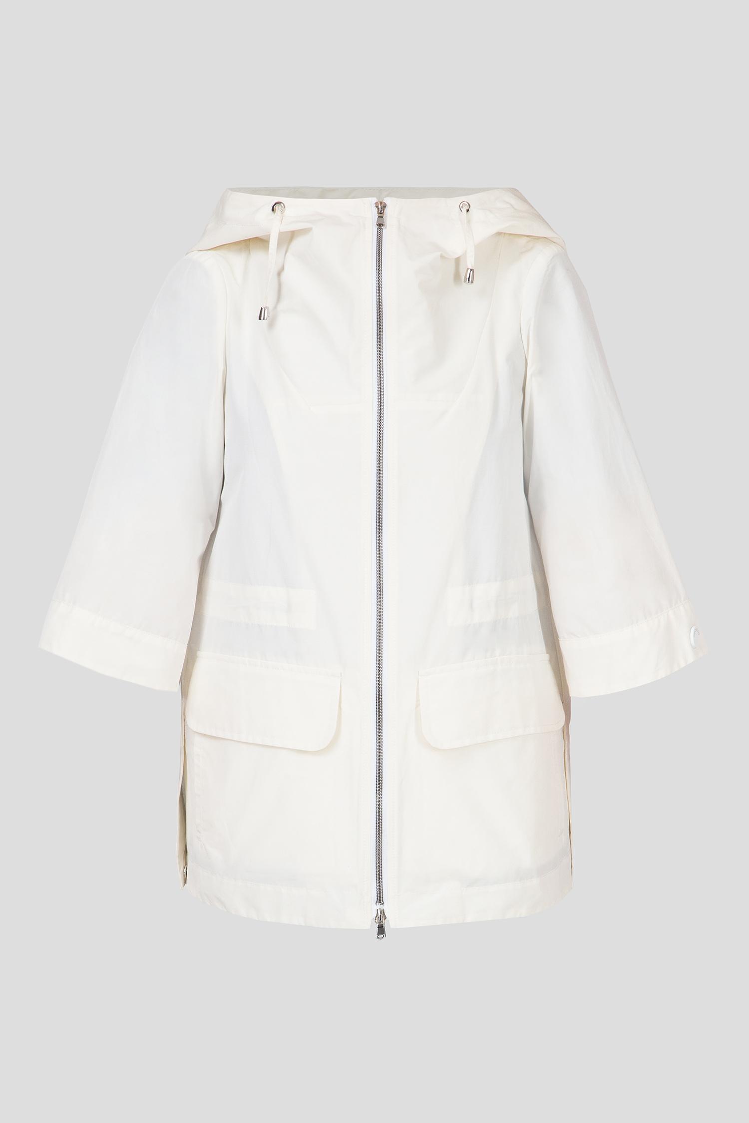 Купить Женская белая ветровка Geospirit Geospirit GED0789-BIA – Киев, Украина. Цены в интернет магазине MD Fashion