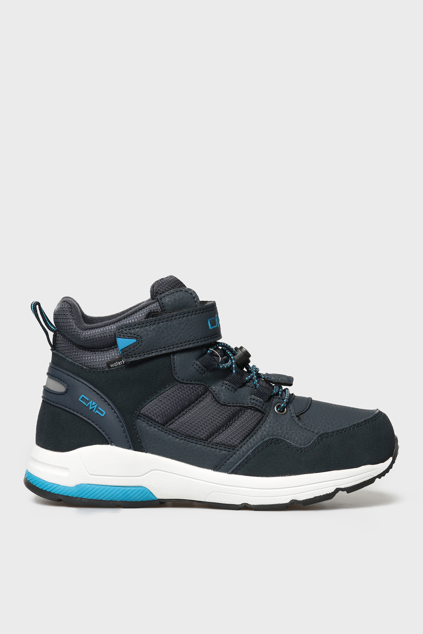 Детские темно-синие ботинки 1