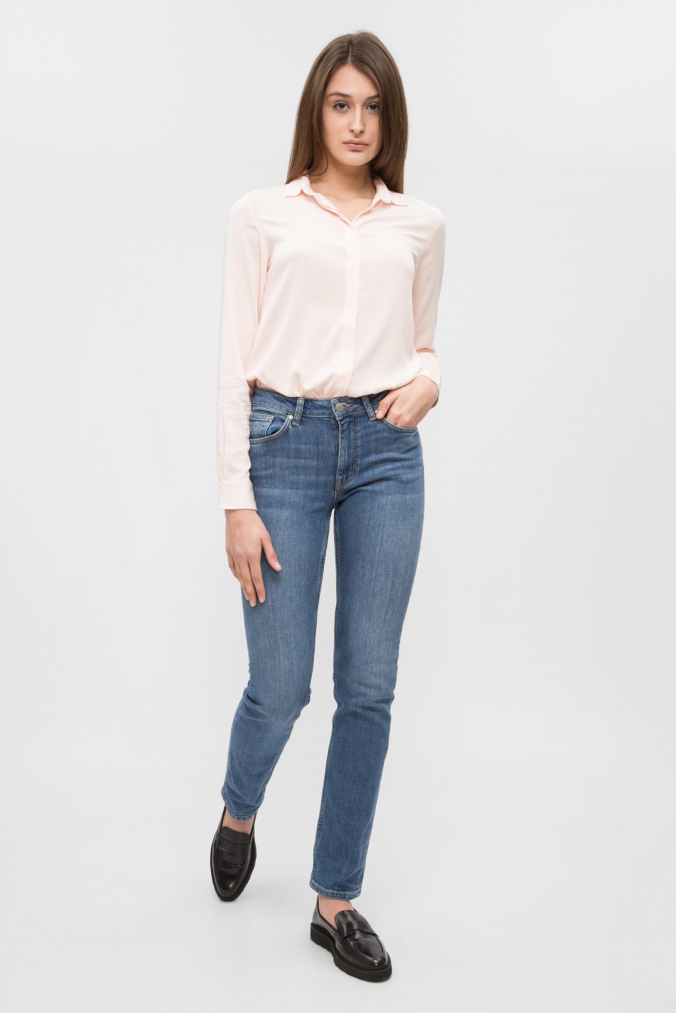 Купить Женская розовая блуза Gant Gant 432565 – Киев, Украина. Цены в интернет магазине MD Fashion