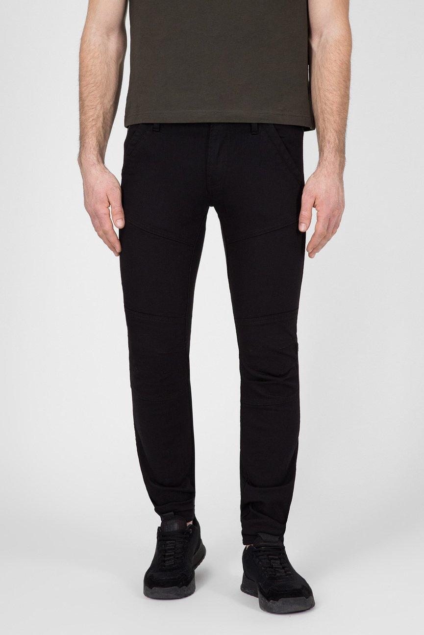 Мужские темно-синие джинсы RACKAM