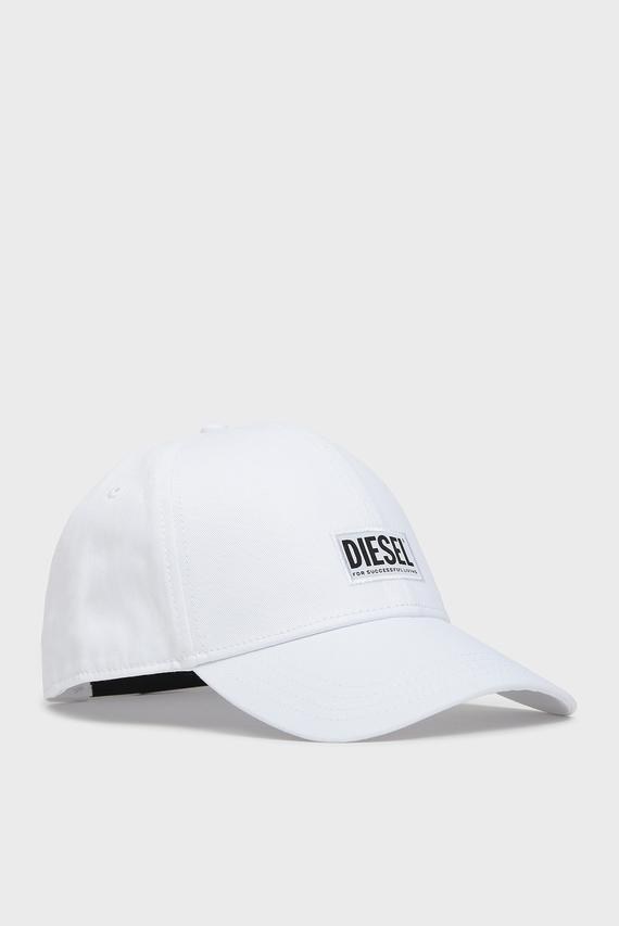 Белая кепка CORRY