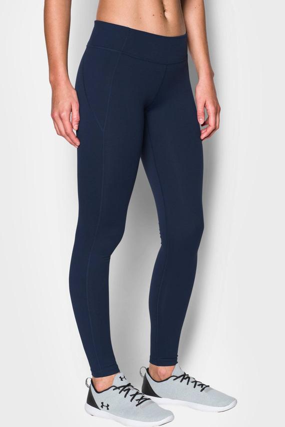 Женские синие тайтсы Mirror Legging