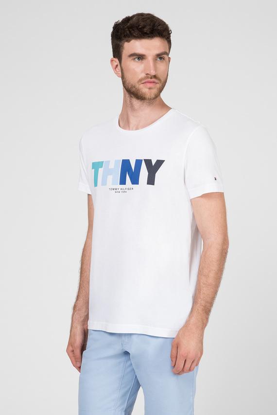 Мужская белая футболка THNY MULTI