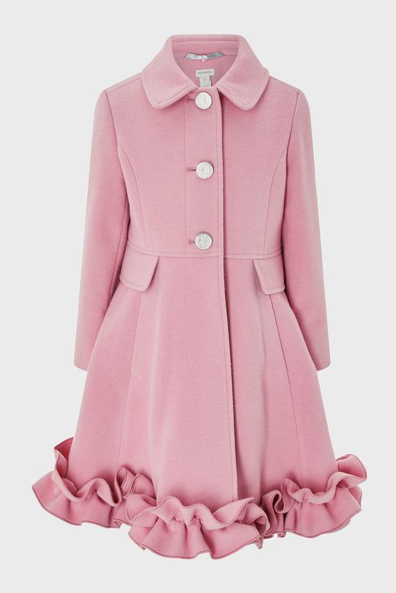 Пальто/Juliet Ruffle Coat
