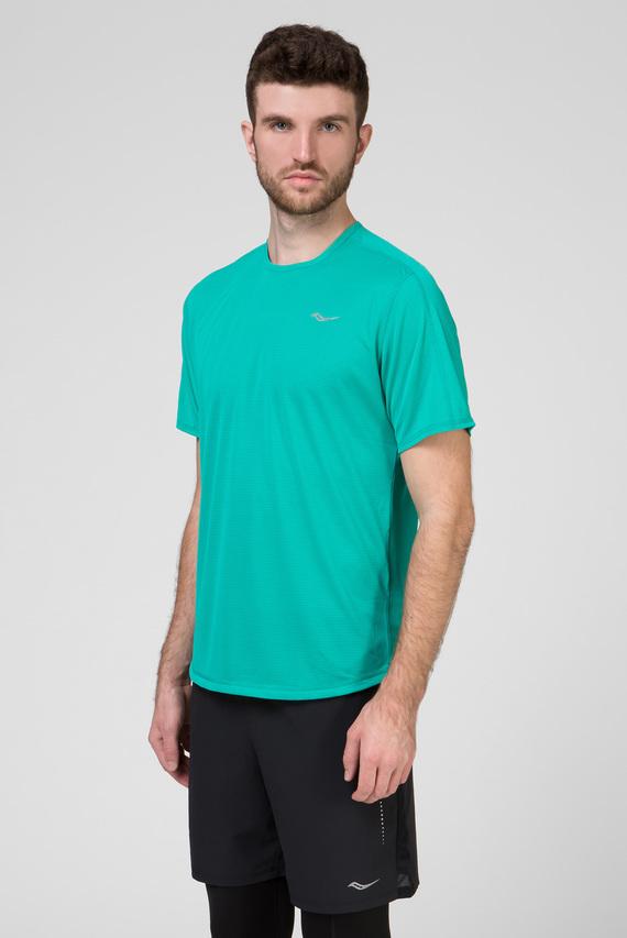 Мужская салатовая футболка HYDRALITE