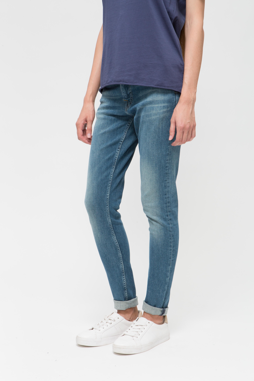 Купить Женские голубые джинсы JOEY Pepe Jeans Pepe Jeans PL201090GG80 – Киев, Украина. Цены в интернет магазине MD Fashion
