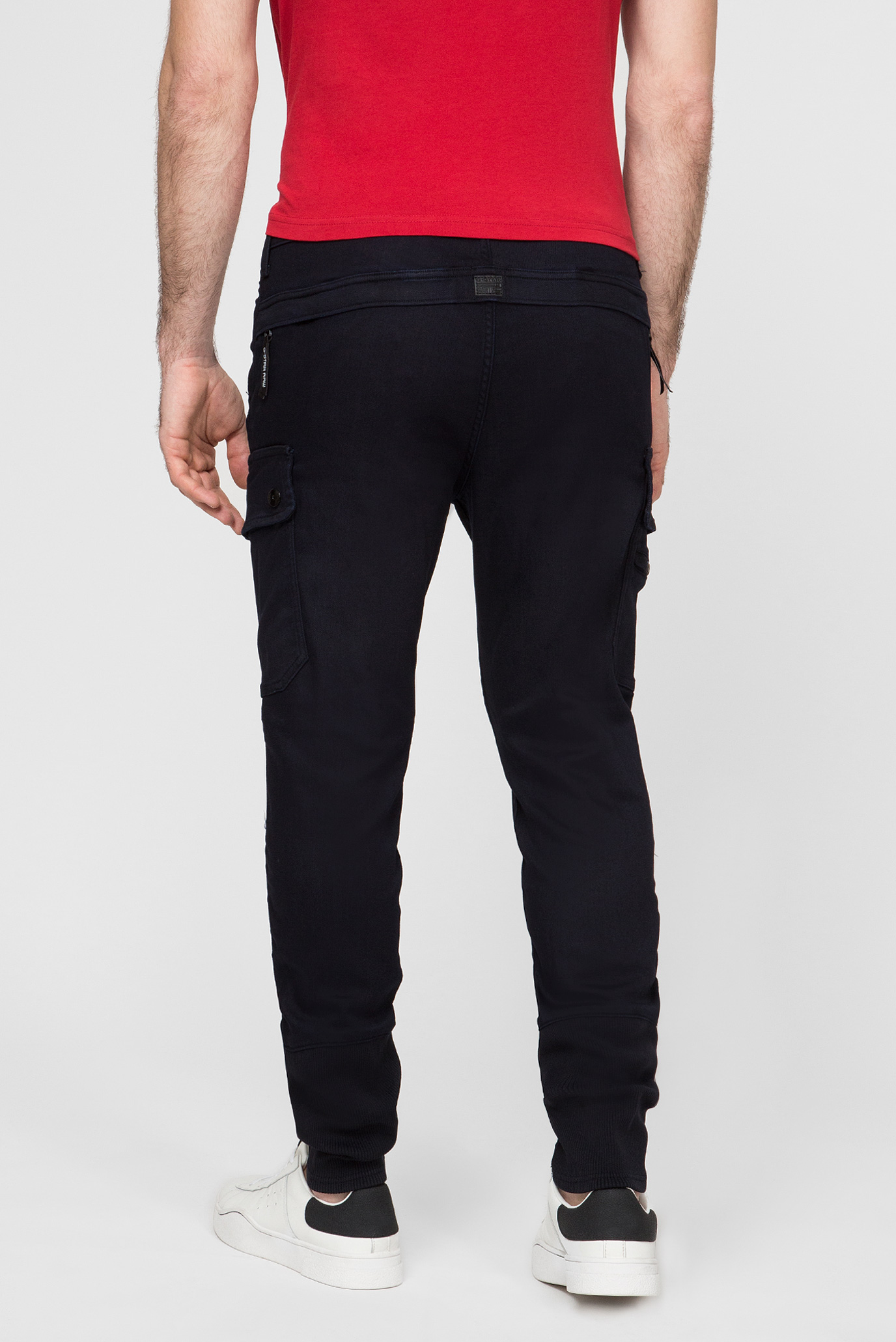 Мужские темно-синие джинсы kaltag G-Star RAW