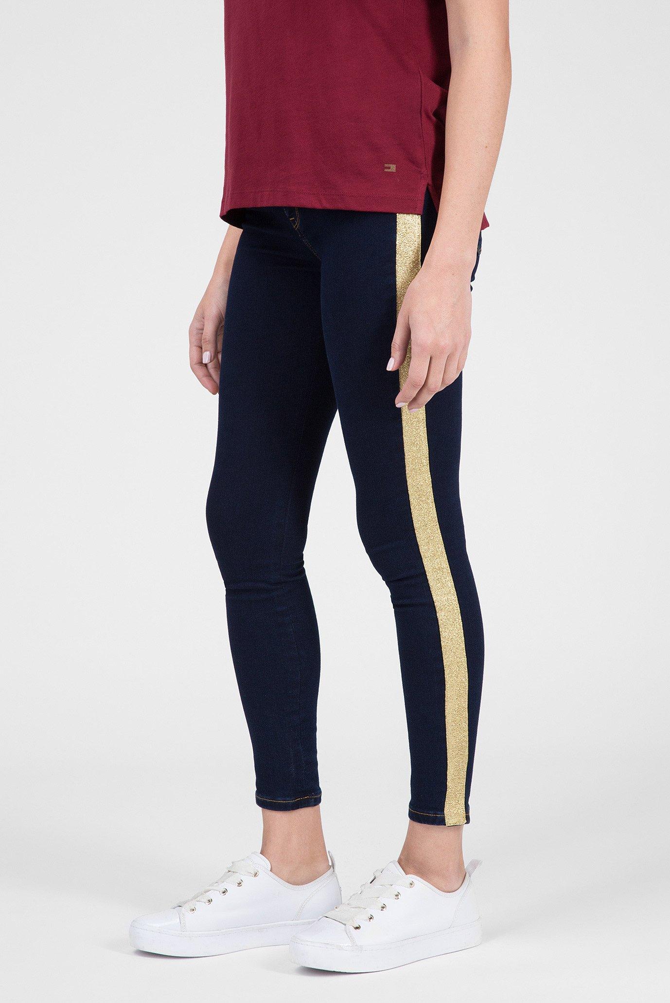 Купить Женские темно-синие джинсы ICON COMO RW ANKLE AGATHA Tommy Hilfiger Tommy Hilfiger WW0WW23721 – Киев, Украина. Цены в интернет магазине MD Fashion
