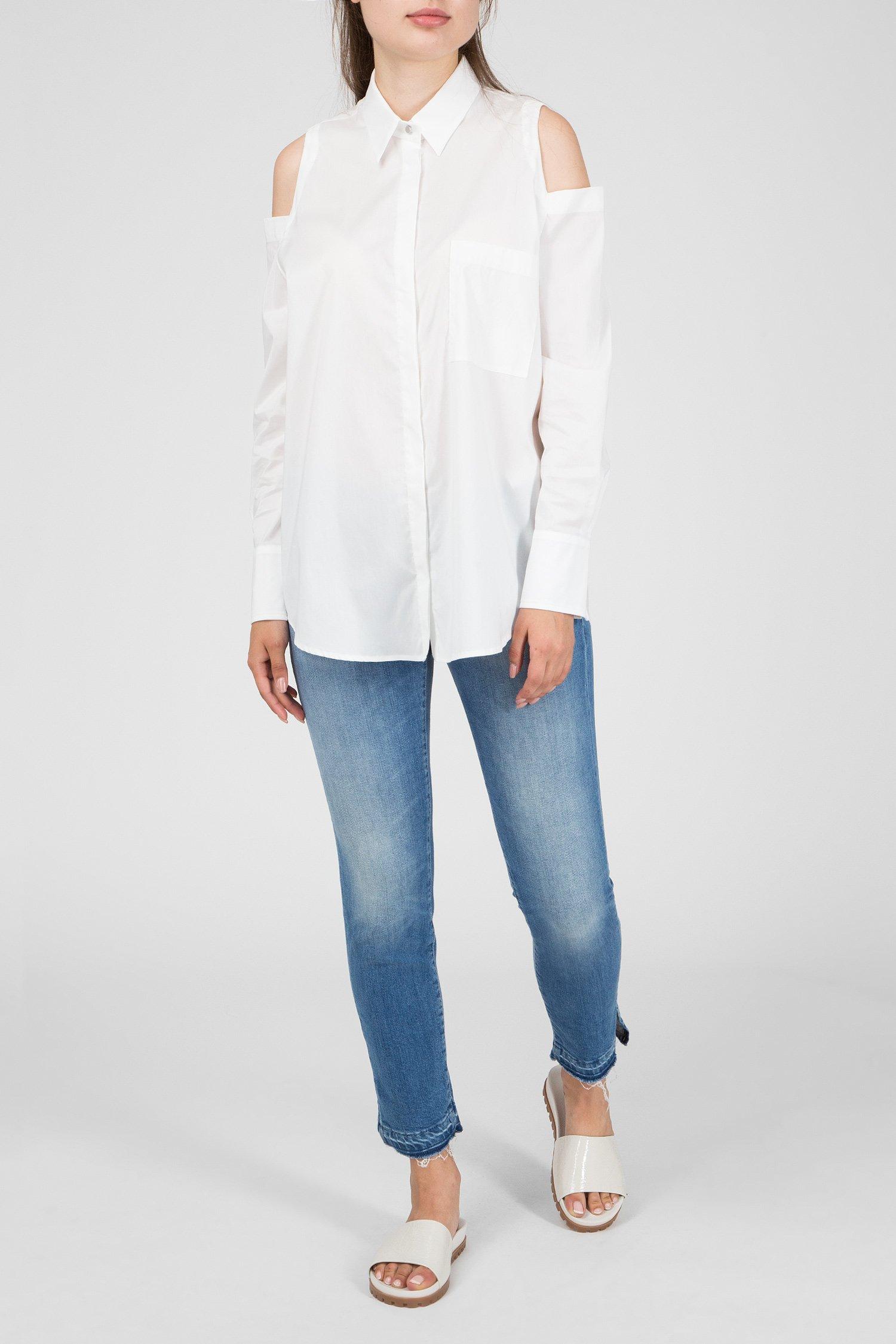 Женские синие джинсы BAKER Closed