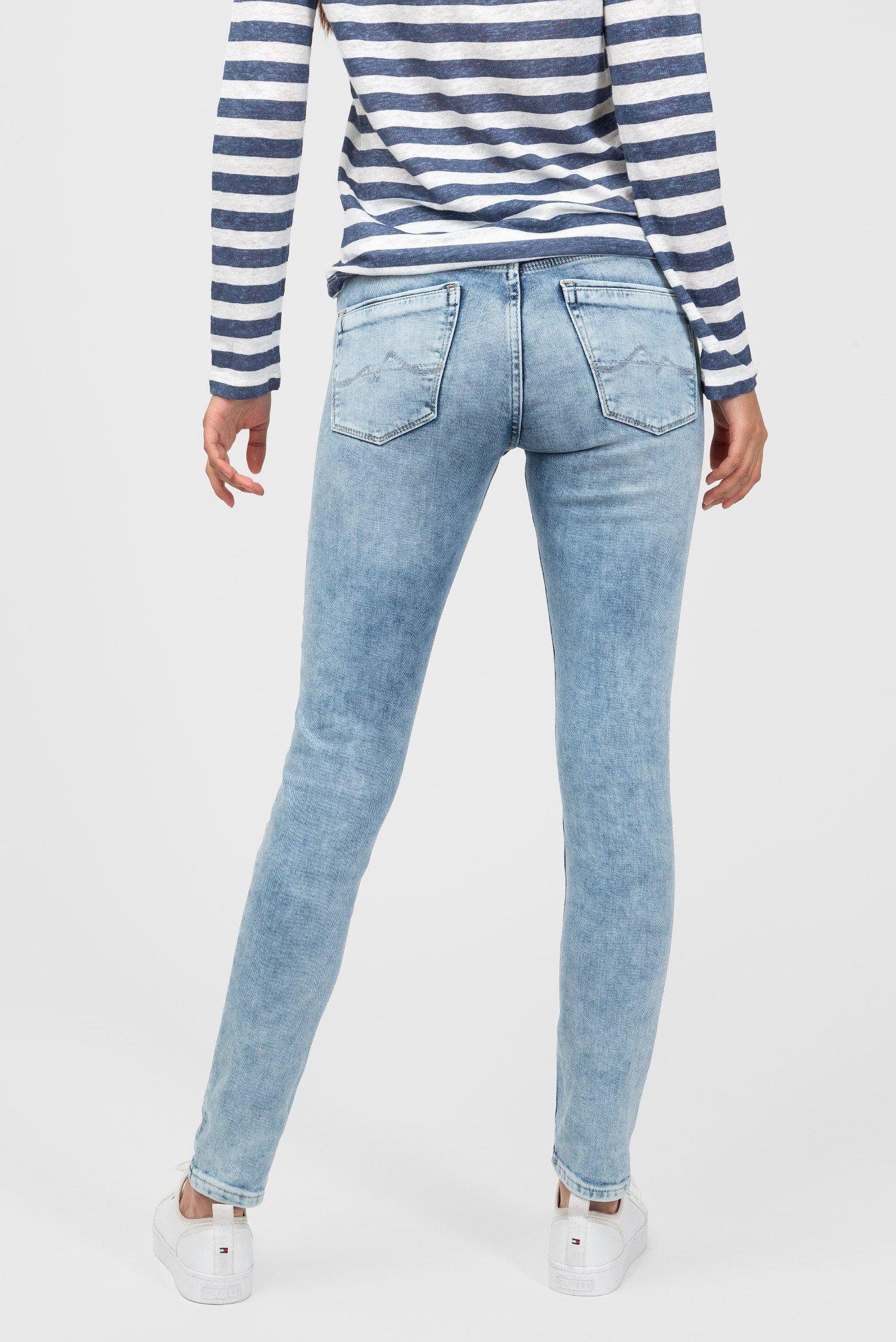 Купить Женские голубые джинсы JOEY Pepe Jeans Pepe Jeans PL201090RE10 – Киев, Украина. Цены в интернет магазине MD Fashion
