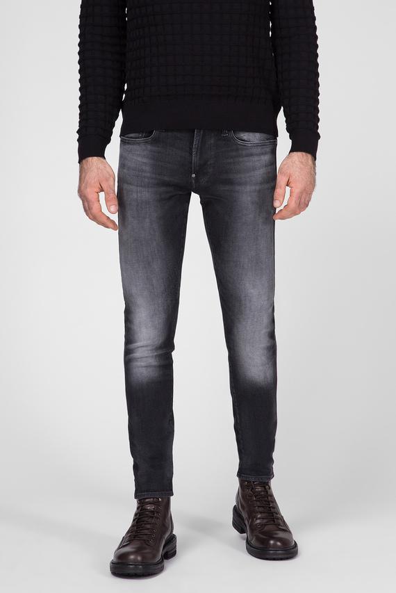 Мужские темно-серые джинсы Revend Skinny