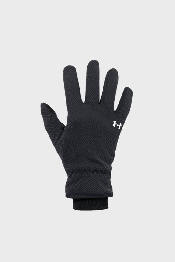Женские черные перчатки Storm Fleece Glove