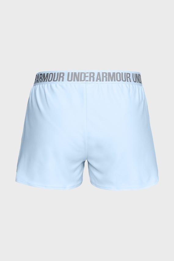 Женские голубые шорты Play Up Short 2.0 441