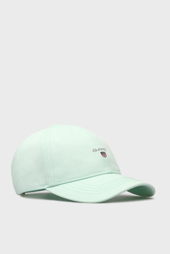 Женская ментоловая кепка