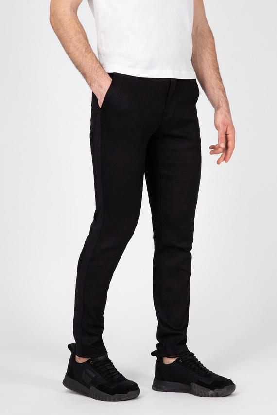 Мужские черные брюки Bronson