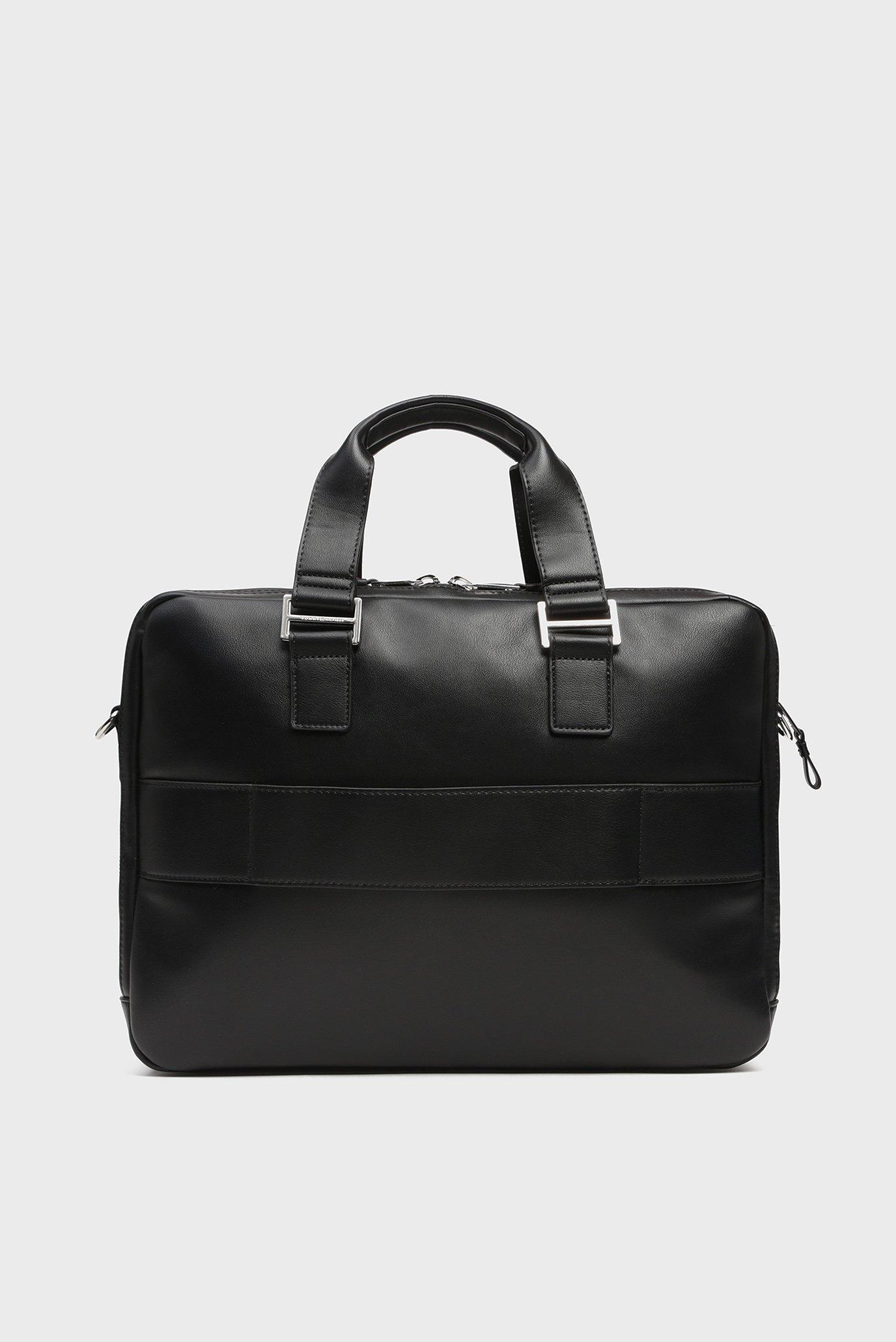 Мужская черная сумка для ноутбука ELEVATED WORKBAG NOVELTY Tommy Hilfiger