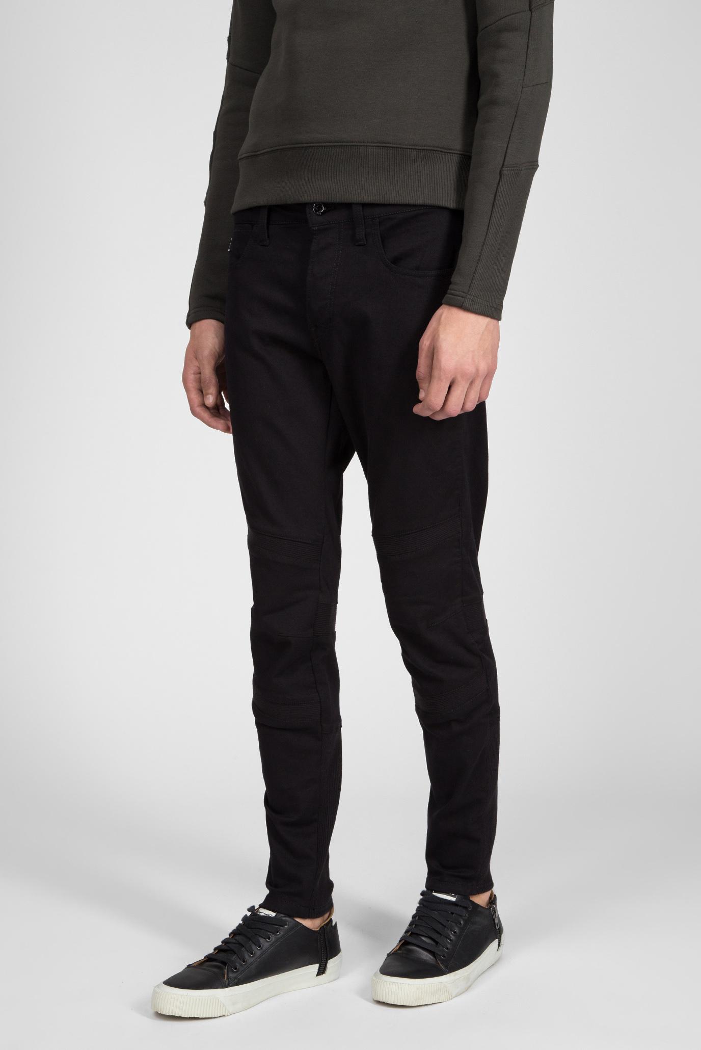 Купить Мужские черные джинсы Motac Sec 3D Slim G-Star RAW G-Star RAW D11447,8970 – Киев, Украина. Цены в интернет магазине MD Fashion