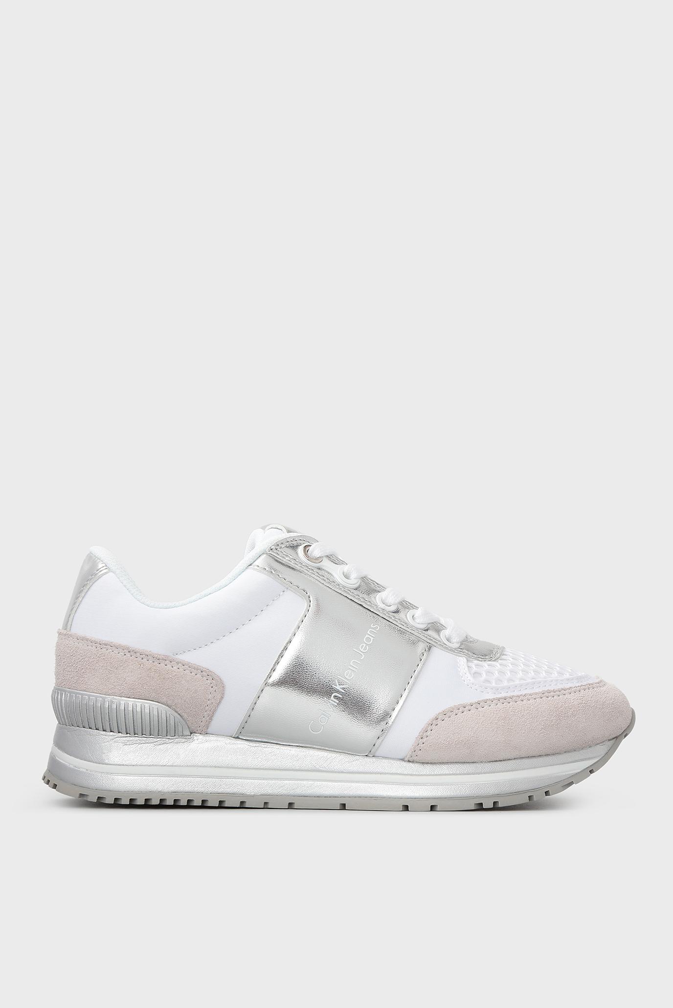 Купить Женские белые кроссовки Calvin Klein Calvin Klein R0651 – Киев fefa4dc5135bd