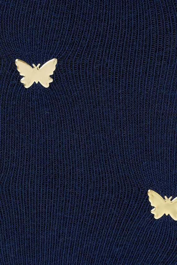 Детские синие колготы GIRLS BUTTERFLYTIGHT