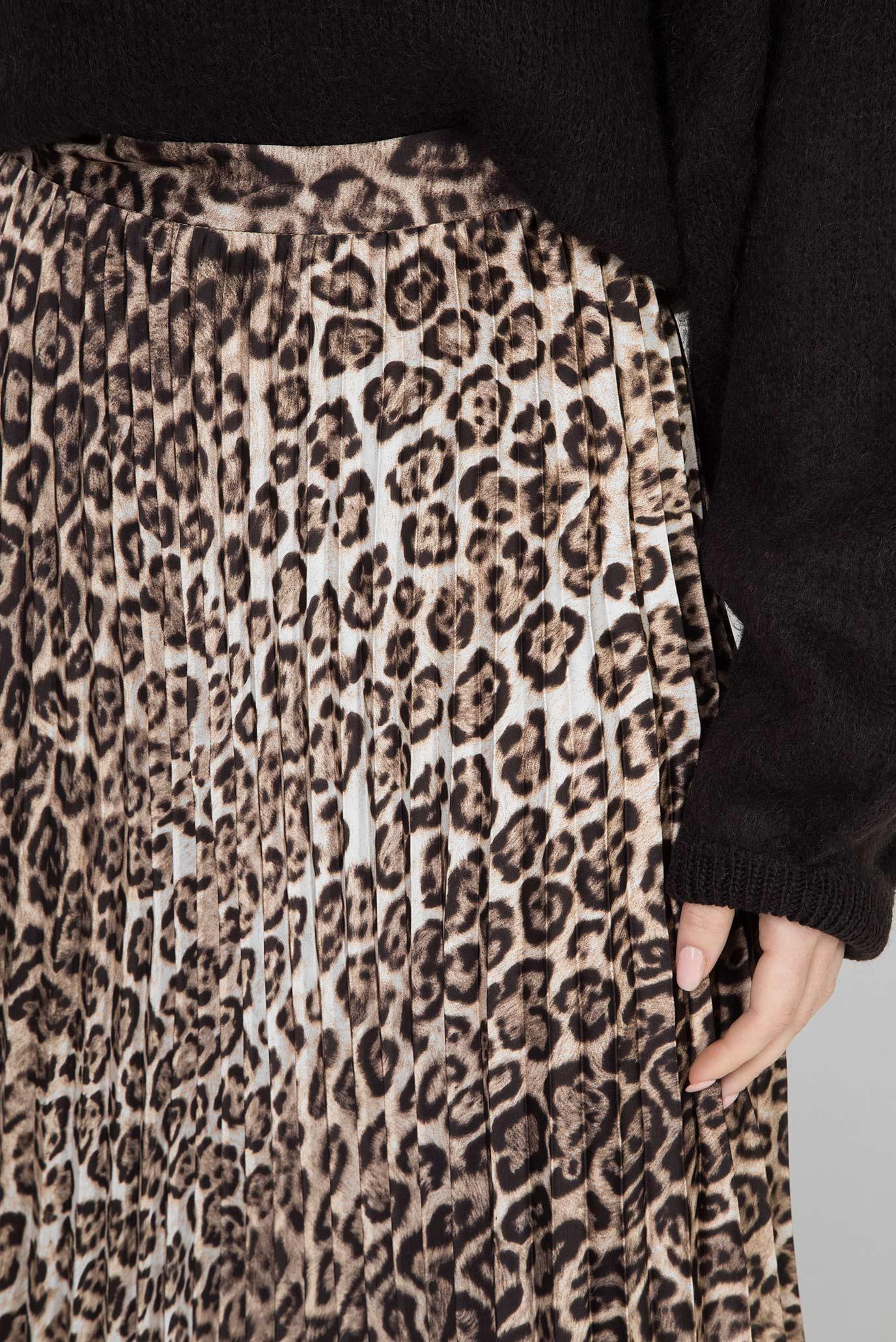 Женская леопардовая юбка Replay
