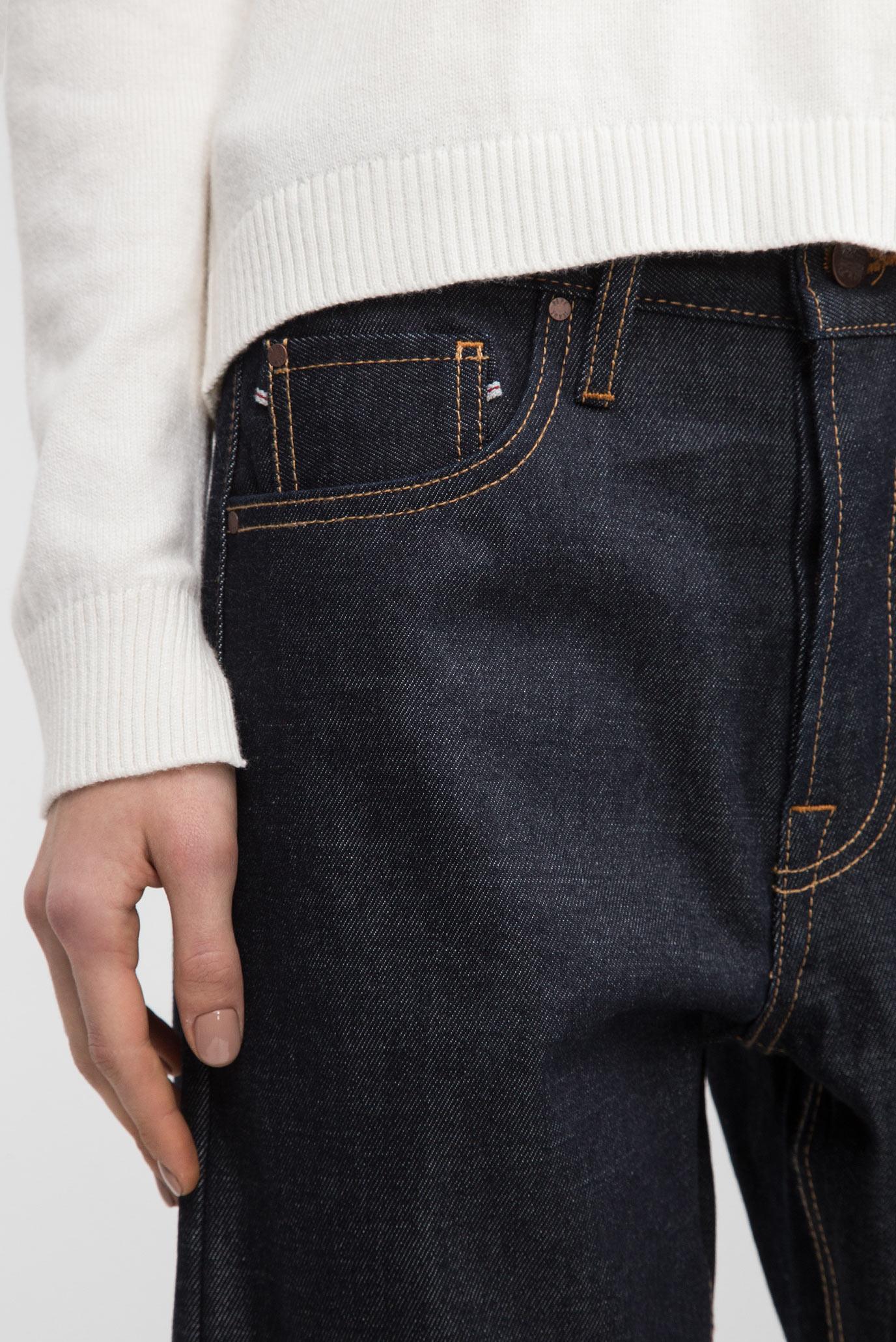 Купить Женские синие джинсы BRIGADE SELVEDGE Pepe Jeans Pepe Jeans PL203146R – Киев, Украина. Цены в интернет магазине MD Fashion