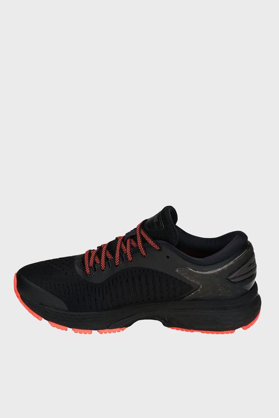 Женские черные кроссовки GEL-KAYANO 25 LITE-SHOW