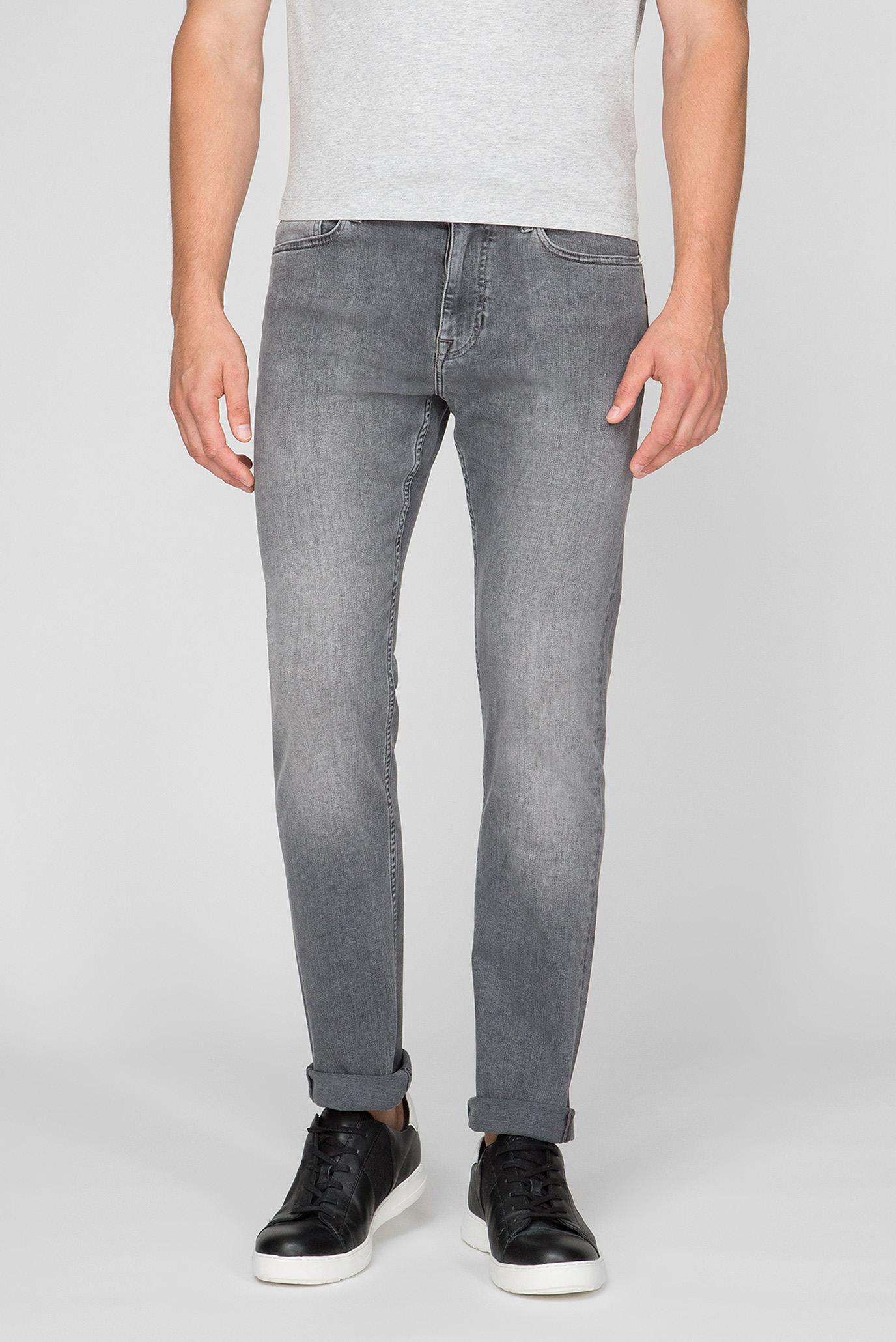 Мужские серые джинсы Calvin Klein