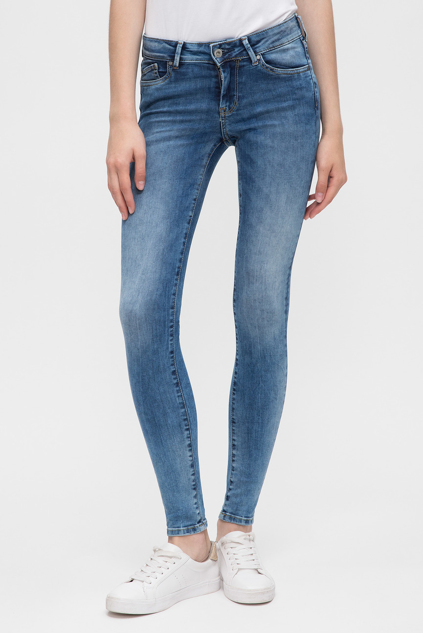 Женские синие джинсы PIXIE