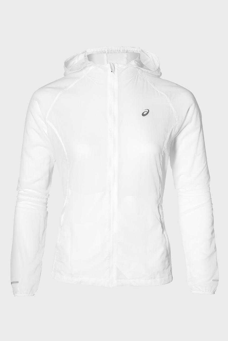 Женская белая куртка PACKABLE JACKET
