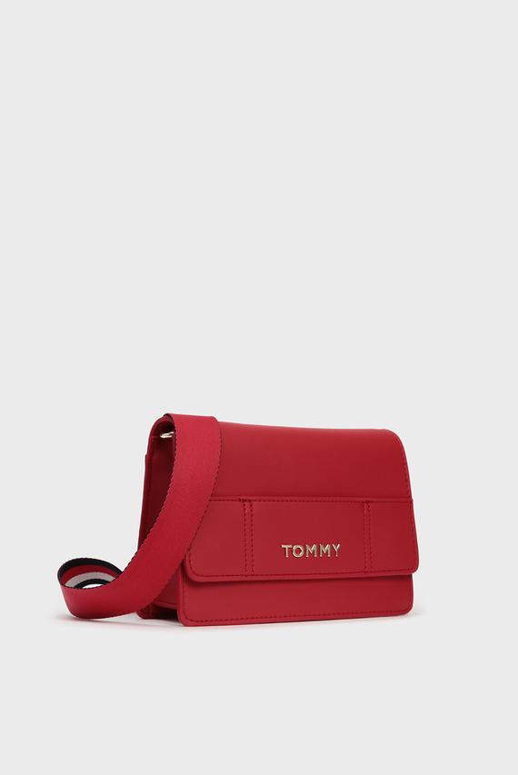 Женская красная сумка на плечо ITEM STATEMENT CROSSOVER