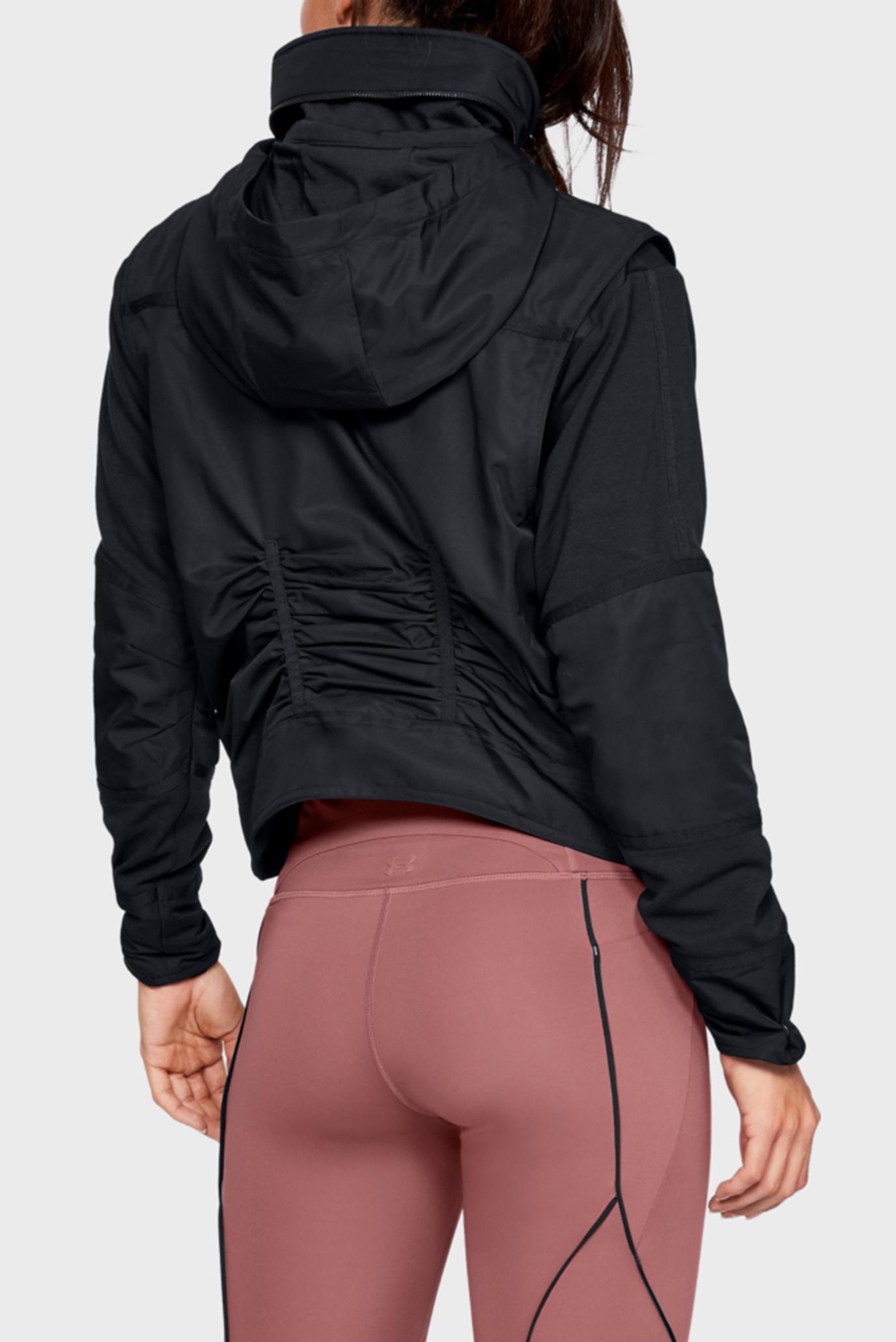 Купить Женская черная куртка Generation Under Armour Under Armour 1324307-001 – Киев, Украина. Цены в интернет магазине MD Fashion