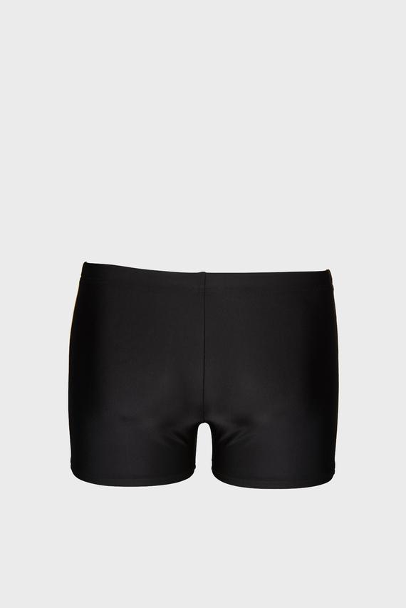 Мужские черные плавки M BASICS
