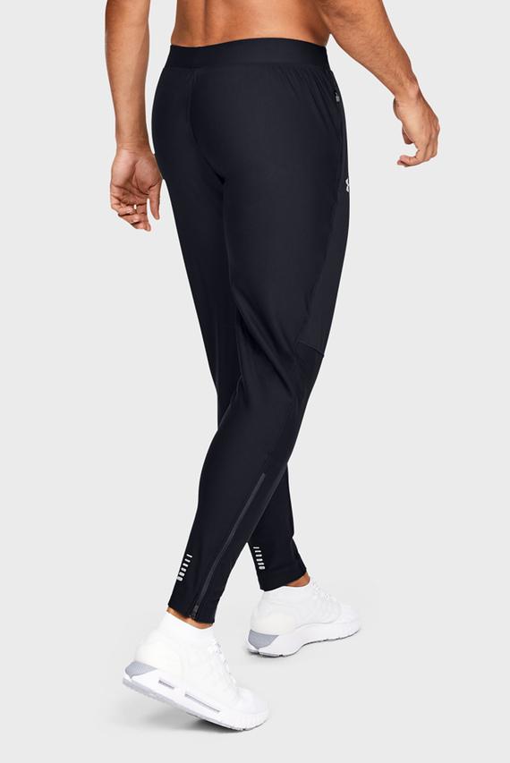 Мужские черные спортивные брюки UA QUALIFIER HYBRID PANT