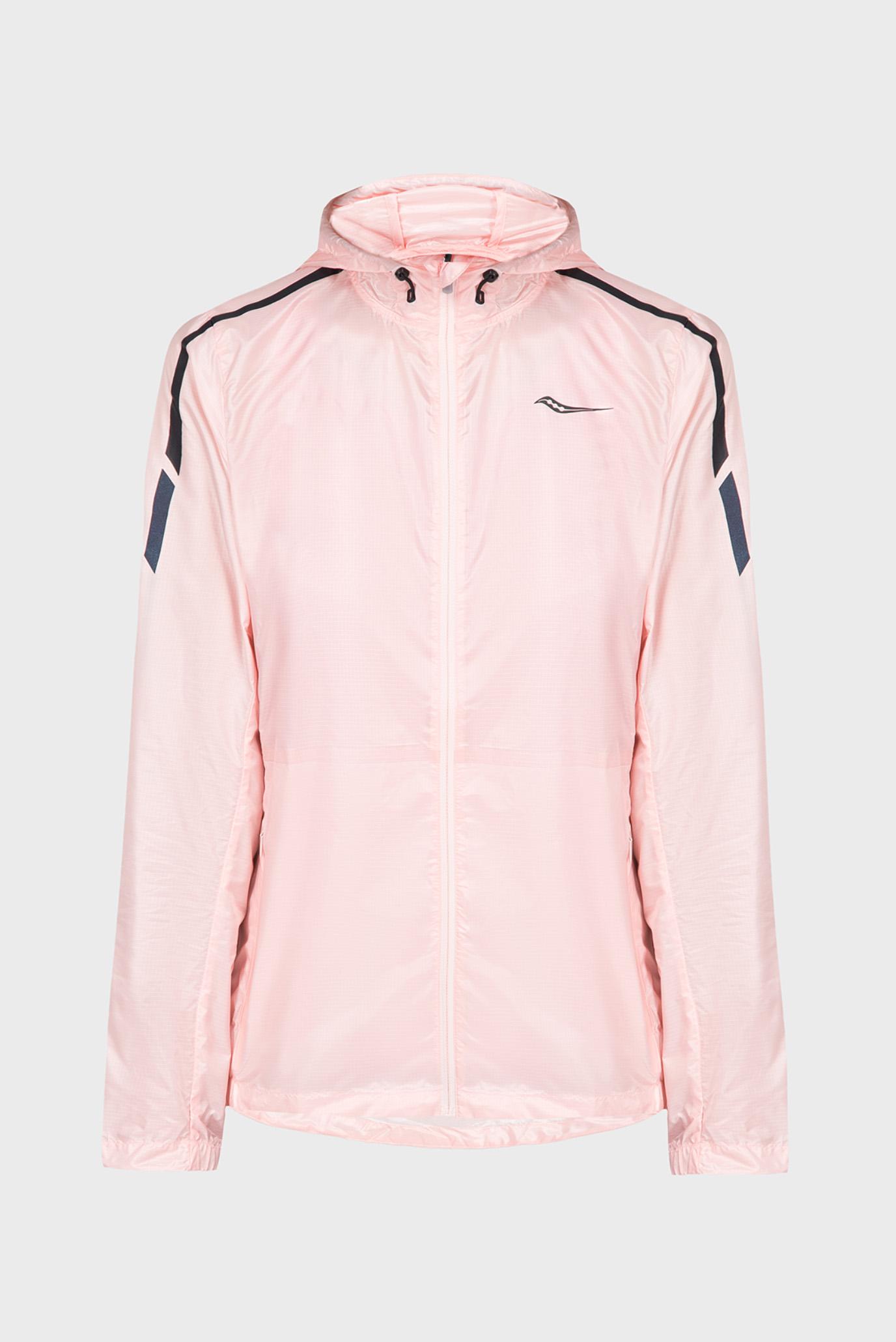 Купить Женская розовая ветровка PACK-IT Saucony Saucony SAW800252-ER – Киев, Украина. Цены в интернет магазине MD Fashion