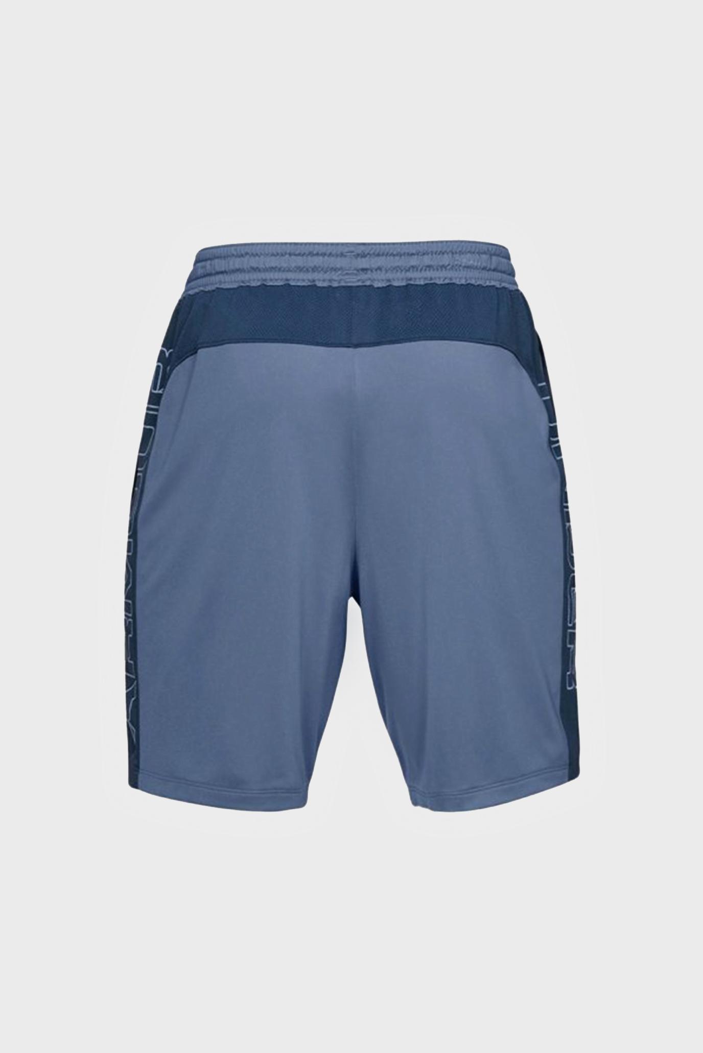 Мужские синие шорты MK1 Short 7in Wordmark Under Armour
