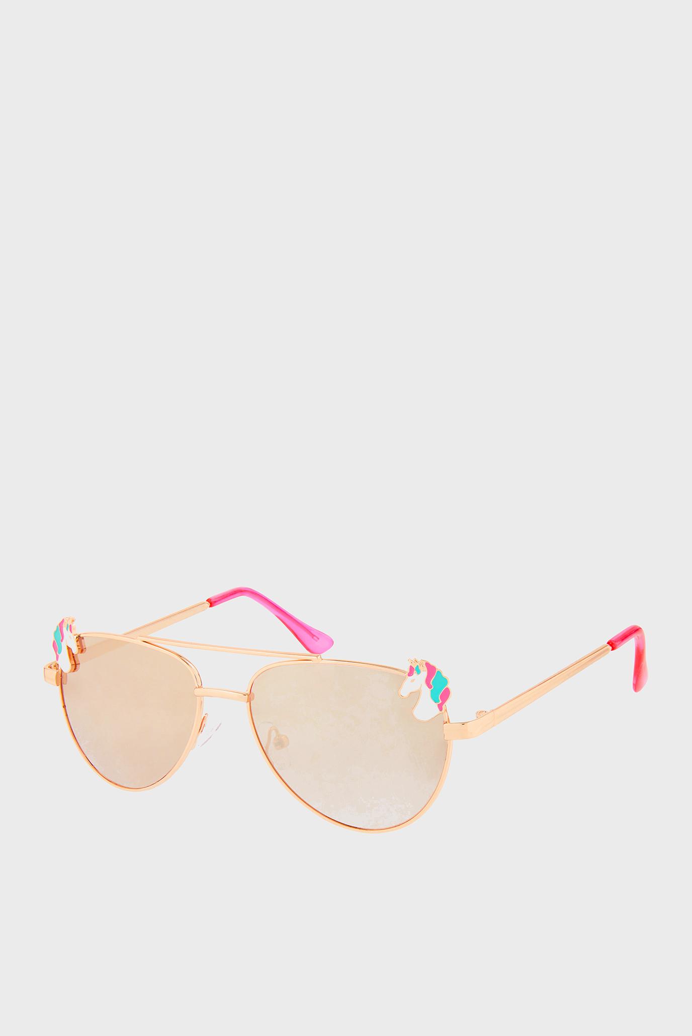 Дитячі сонцезахисні окуляри UNICORN AVIATOR 1