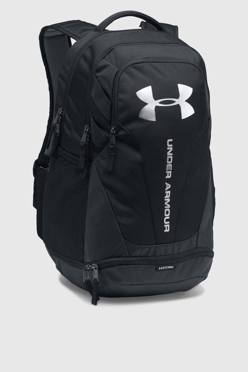 Мужской черный рюкзак Hustle 3.0