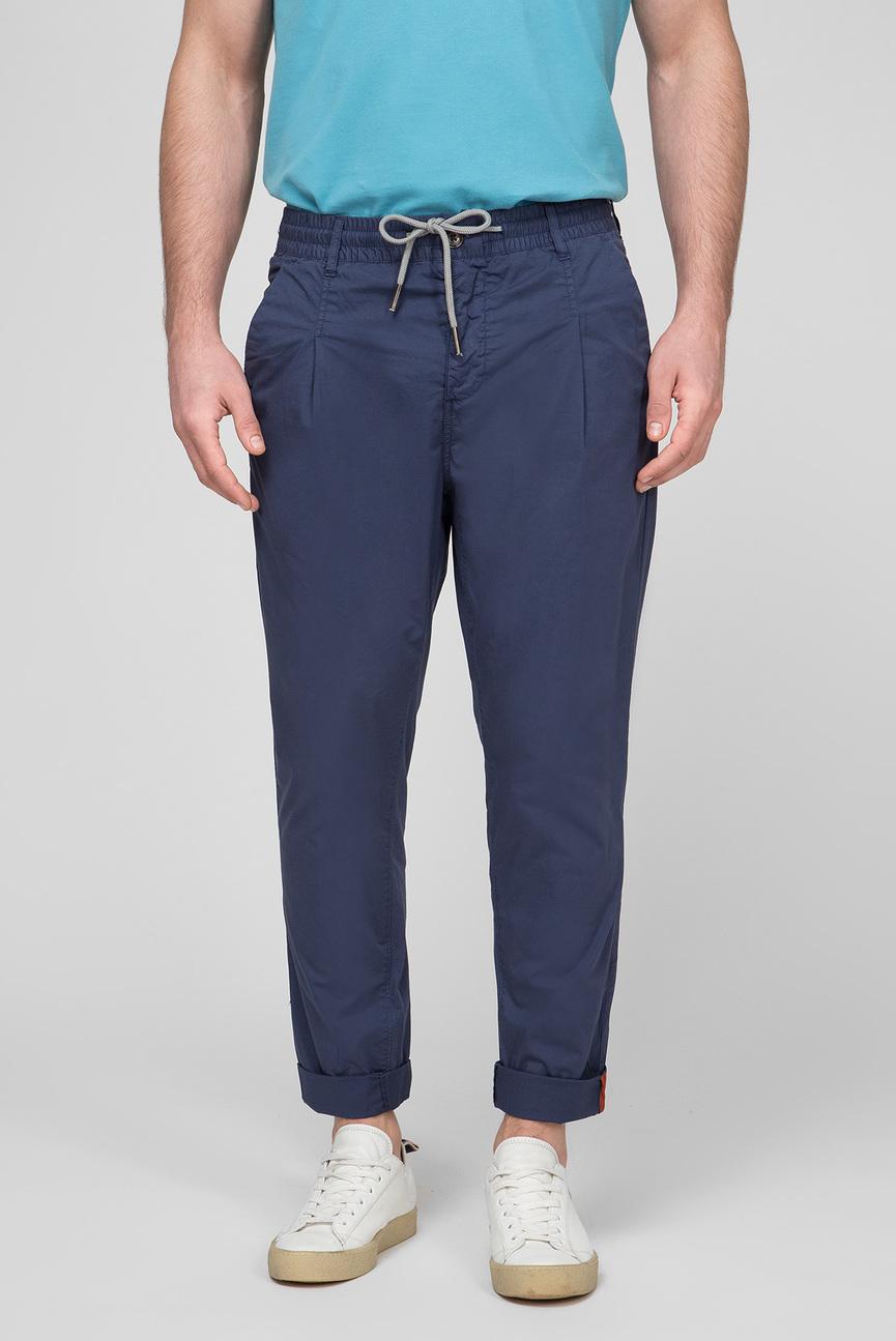 Мужские синие брюки PIERCE