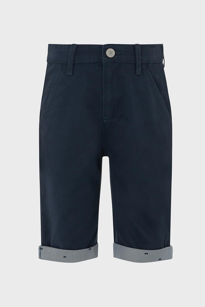 Детские синие шорты PADDY