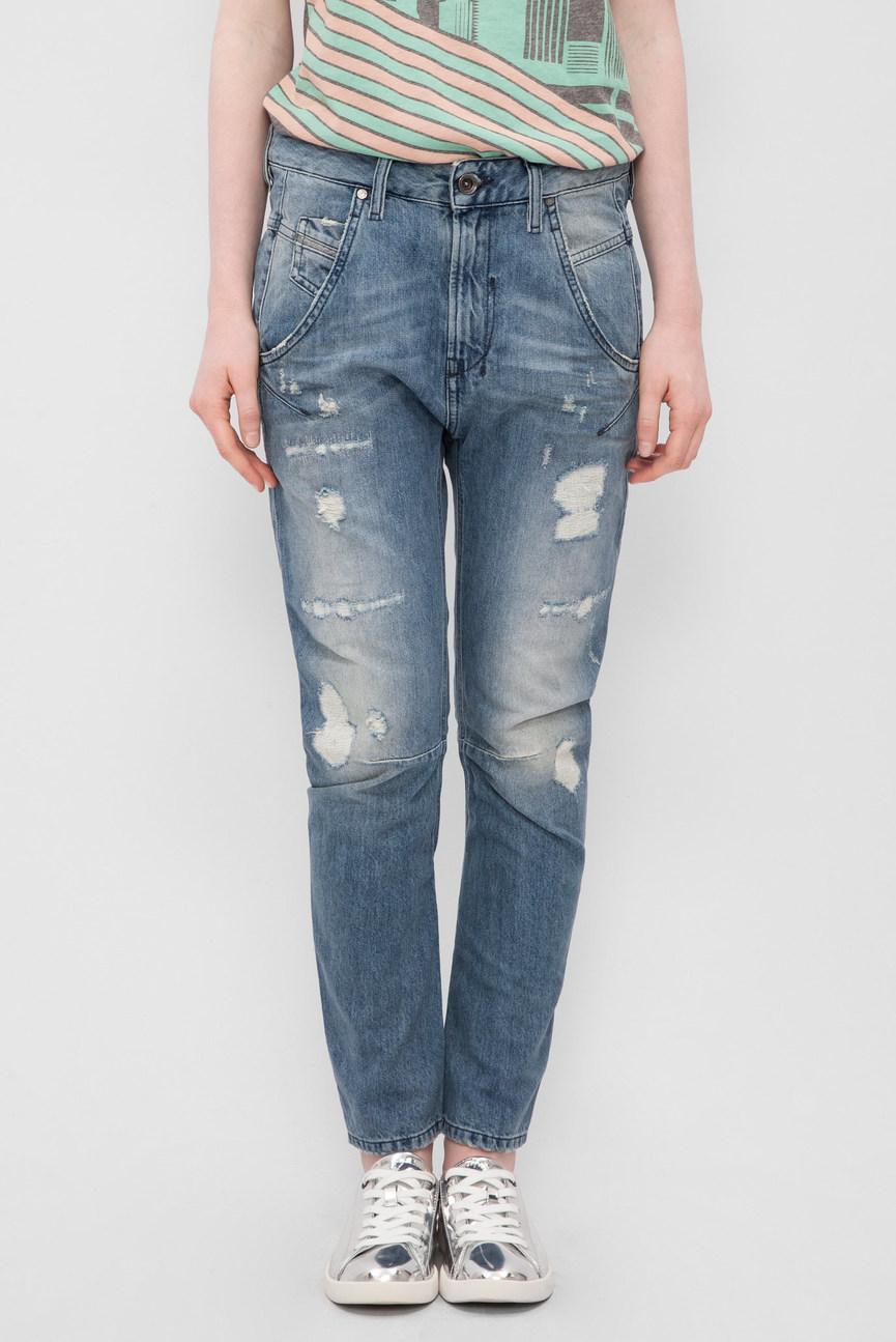 Женские синие джинсы FAYZA