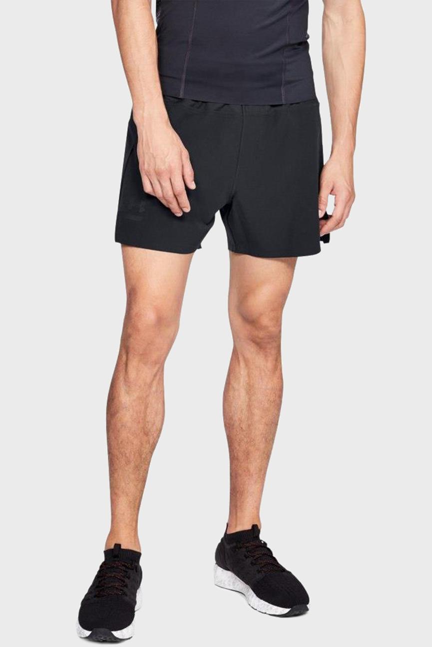 Мужские черные шорты