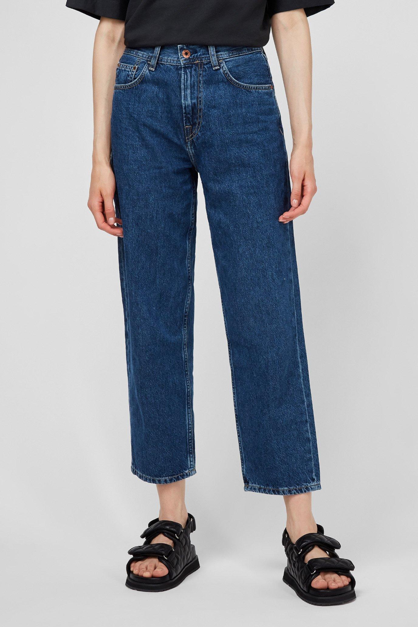Женские синие джинсы DOVER 1