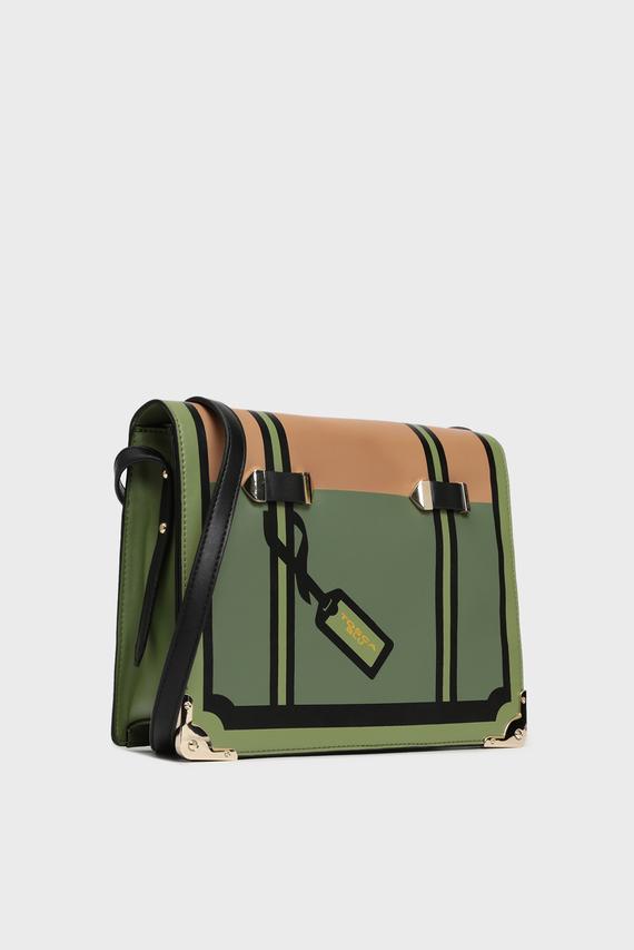 Женская сумка через плечо ALICE