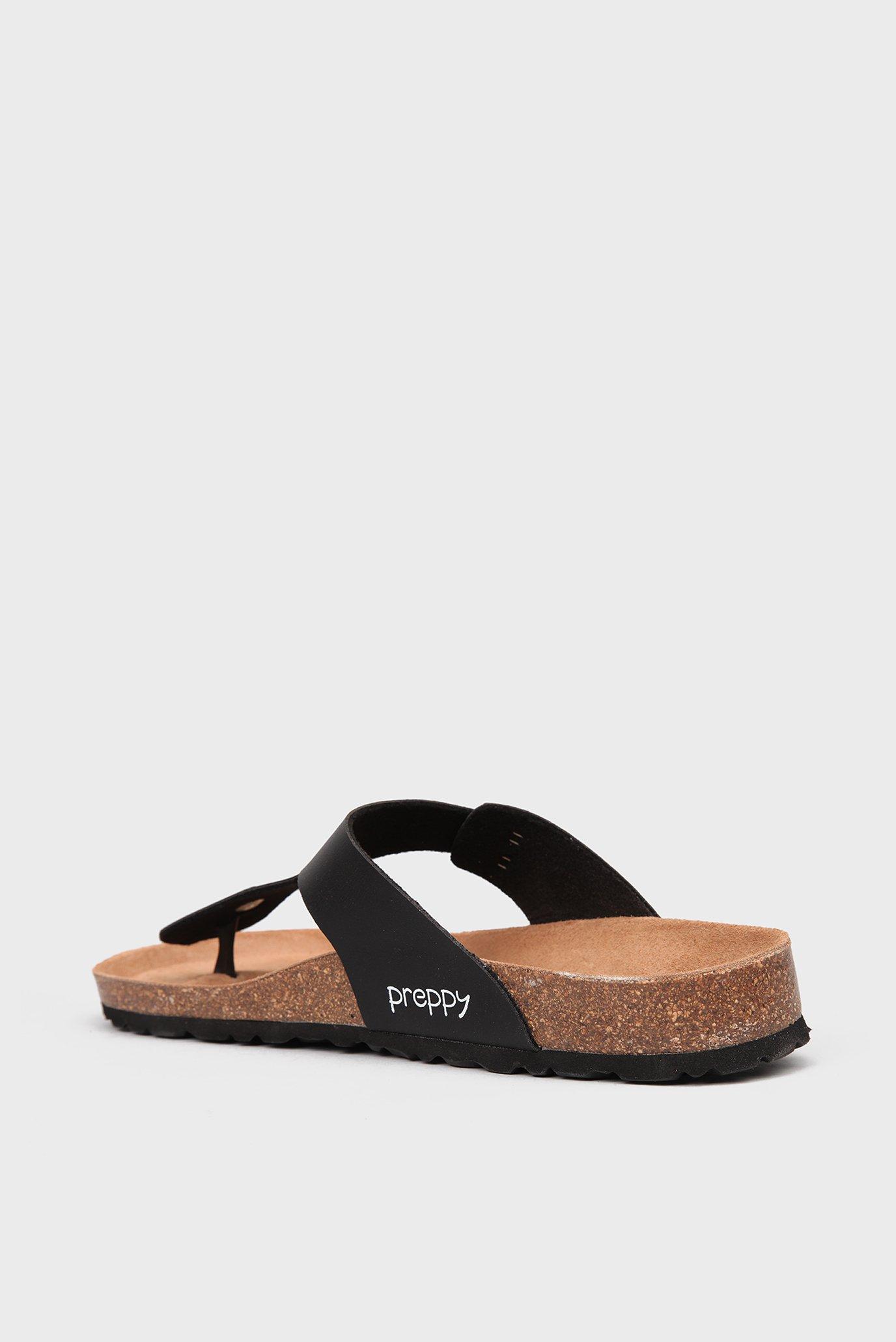 Купить Мужские черные сандалии с пряжкой Preppy Preppy 2.71.4370.427 – Киев, Украина. Цены в интернет магазине MD Fashion