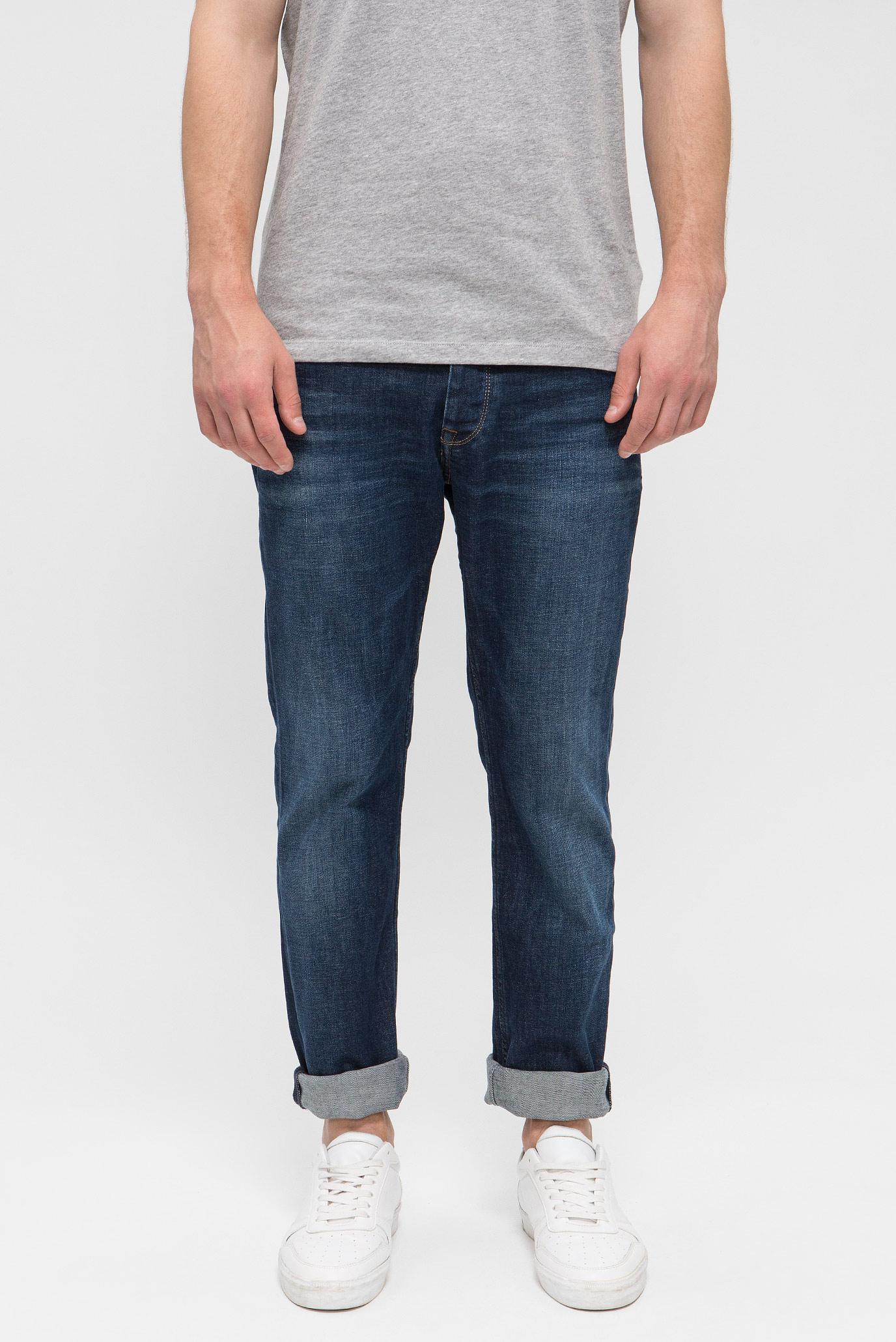 Купить Мужские темно-синие джинсы CASH Pepe Jeans Pepe Jeans PM200124CH32 – Киев, Украина. Цены в интернет магазине MD Fashion