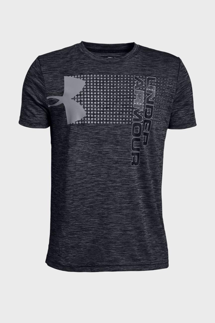 Детская черная футболка Crossfade Tee
